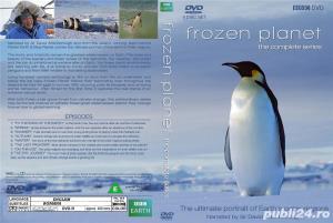 B.B.C. Frozen Planet 2011 Planeta Inchetata - imagine 1