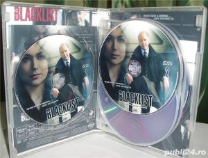 The Blacklist 2013  3 sezone  DVD  - imagine 2