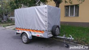 Inchiriez platforme remorci Timisoara - imagine 4