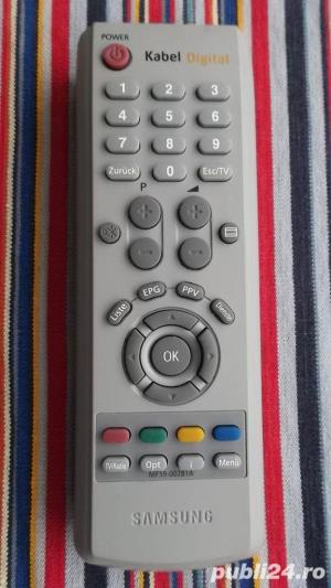 Telecomanda SAMSUNG 00023M 00025D 00052A dvd tv vcr, 7 modele - imagine 5