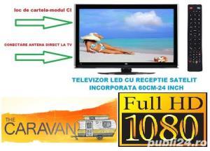 LED TV AUTO 60CM/12VOLTI - imagine 1