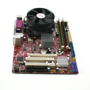 PC Intel 4x2.50Ghz 8Gb DDR2 SSHD160Gb+1TB 1GBv DVDRW L148 - imagine 2