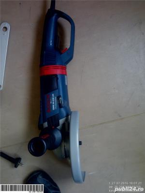 Inchiriere polizor unghiular (flex) Bosch GWS 24-230 LVI  - imagine 4