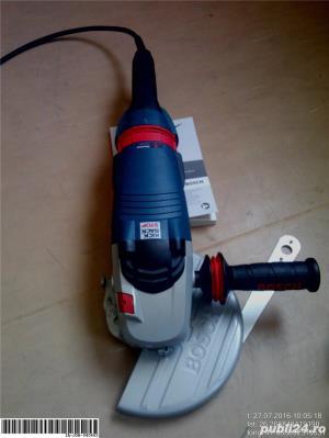 Inchiriere polizor unghiular (flex) Bosch GWS 24-230 LVI  - imagine 2