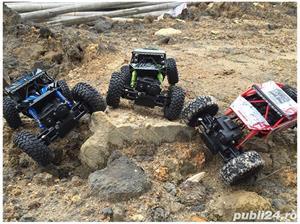 afacere parc masinute radiocomanda de inchiriat 4x4 jeep mici noi  - imagine 1