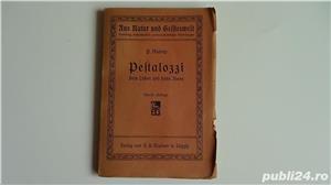 Carti Vechi in Germana 1912-1925 - imagine 1