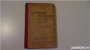 Le Francais par les Textes,Victor Bouillot 1911-1913  - imagine 6