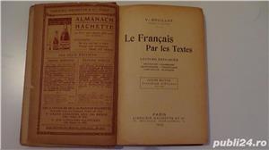 Le Francais par les Textes,Victor Bouillot 1911-1913  - imagine 8