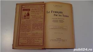 Le Francais par les Textes,Victor Bouillot 1911-1913  - imagine 11