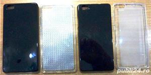 Husa Huawei P8 Lite carte p8 lite silicon p8 lite folie sticla  - imagine 5