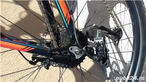 Mountain bike 29 Carrera Sulcata aluminiu 24 viteze alarma - imagine 8