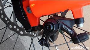 Mountain bike 29 Carrera Sulcata aluminiu 24 viteze alarma - imagine 9