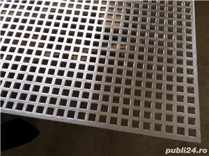 Tabla perforata,gratare metalice,trepte metalice zincate - imagine 5