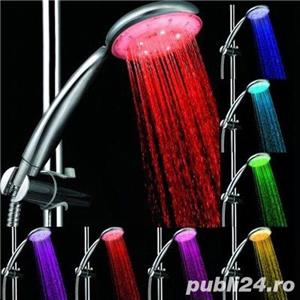 Cap dus cu LED Multicolor - 7 culori - imagine 1