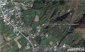 (323) Teren 2000 mp pentru casa de vacanta langa Pitesti - imagine 1