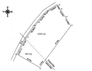 (323) Teren 2000 mp pentru casa de vacanta langa Pitesti - imagine 2