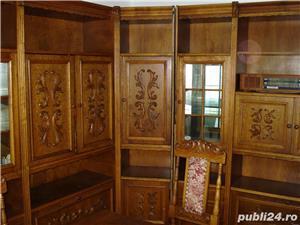 Biblioteca Rustic de vanzare  - imagine 3