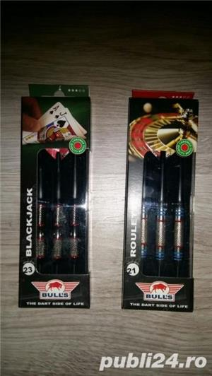 Sageti Darts Marca Bull's  - imagine 1