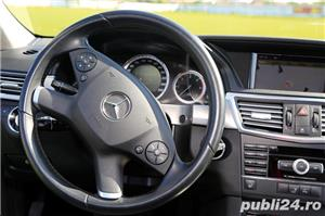 Mercedes-benz E 200 - imagine 7