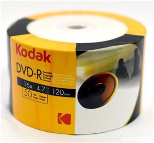 Blu-Ray Disck Blank KODAK Printabil 25GB 6X - imagine 5