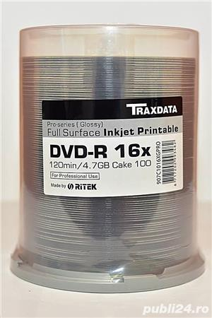 Blu-Ray Disck Blank KODAK Printabil 25GB 6X - imagine 6