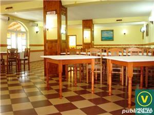 OCAZIE! Motel & Restaurant(800mp) si teren 3300mp - imagine 4