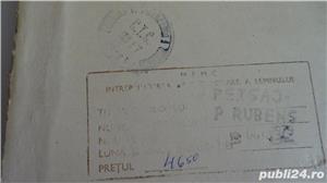Tablouri vechi Litografie 1979-1982 - imagine 2