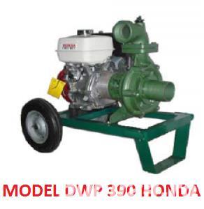 Motopompe Honda pe benzina Motopompa diesel motorina profesionala - imagine 1