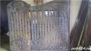 Porti din tabla decupata - imagine 2