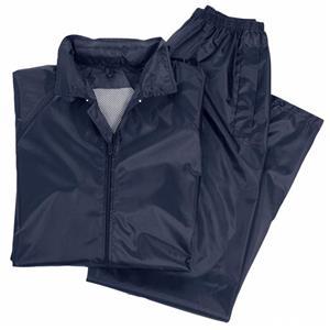 Set Pelerina Ploaie Impermeabil Bluza+Pantaloni - imagine 2