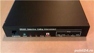 Zetron ZR320 Selective Calling Interconnect Controller - imagine 5