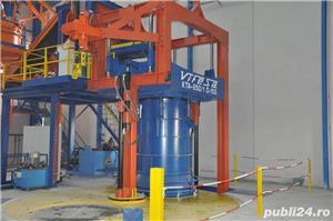 Vibroprese fabricare tuburi, camine de vizitare, rigole, borduri, etc din beton. - imagine 1