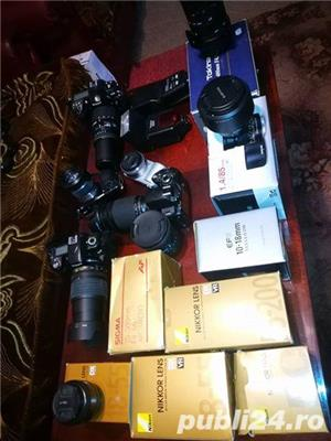 Vand aparate DSLr foto canon , nikon,mirrorlens Sony .  - imagine 2