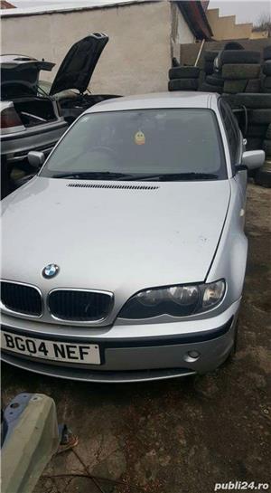Dezmembrez BMW 320D 2004 - imagine 1