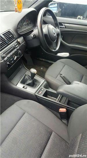 Dezmembrez BMW 320D 2004 - imagine 5