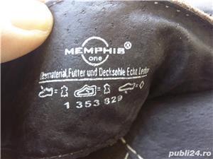 Slapi ''Memphis One'',mar 44 (28.5 cm) - imagine 5