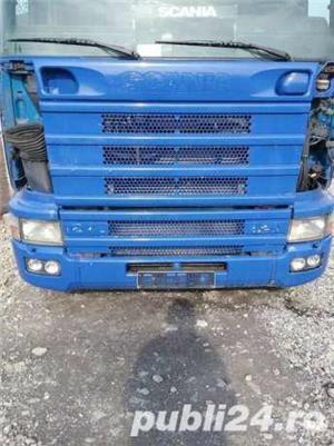 Scania 124 L 420 - imagine 1