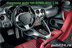 diagnoza auto Alfa Romeo Fiat Lancia Dacia Renault Opel si deplasare  - imagine 1