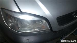 Dezmembrez Opel Zafira gri 2.0 DTI din 2001 - imagine 2