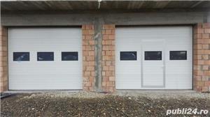 Comercializam usi de garaj sectionale pentru orice dimensiune a golului  - imagine 8