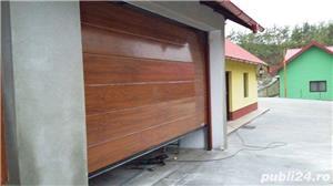 Comercializam usi de garaj sectionale pentru orice dimensiune a golului  - imagine 7