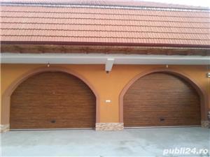 Comercializam usi de garaj sectionale pentru orice dimensiune a golului  - imagine 10