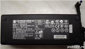 Incarcator-Alimentator Laptop 19V 6,3A - imagine 1