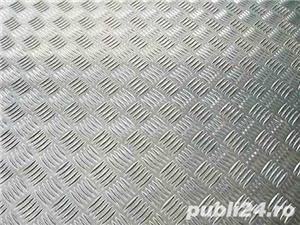 Tabla aluminiu striata model Quintett 5x1000x2000mm - imagine 7