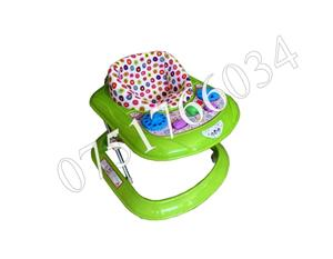 Premergator Rotobil Bebe Copil Fete Baieti Roz Albastru Verde Rosu 360 Nou  - imagine 4