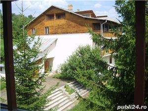 Vila in Orasul / Statiunea Breaza - Prahova (644 mp construiti + 1829 mp teren) - imagine 1