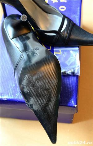 pantofi piele coryllus 36 - imagine 3