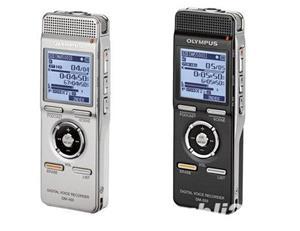 4GB reportofon ultra-profesional Olympus DM-550 ca nou - imagine 5