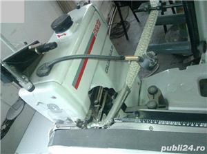 Masina de cusut si incheiat kett QUASAR - imagine 4