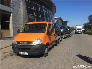 Transport auto italia romania - imagine 3